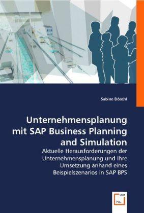 Unternehmensplanung mit SAP Business Planning a...
