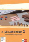 Das Zahlenbuch. 2.Schuljahr. Arbeitsheft mit CD-ROM. Bayern