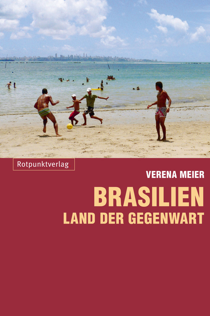 Brasilien als eBook Download von Verena Meier