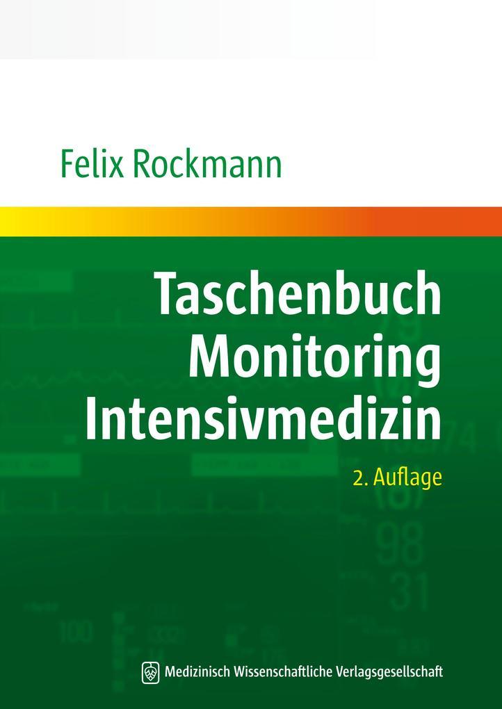 Taschenbuch Monitoring Intensivmedizin als eBoo...