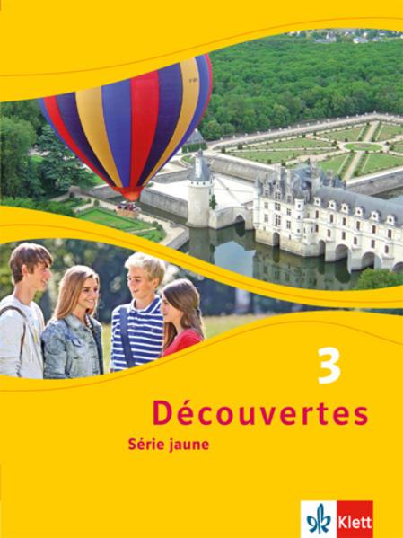 Découvertes Série jaune 3. Schülerbuch als Buch (kartoniert)