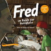 Fred 04. Fred im Reich der Nofretete. 2 CDs