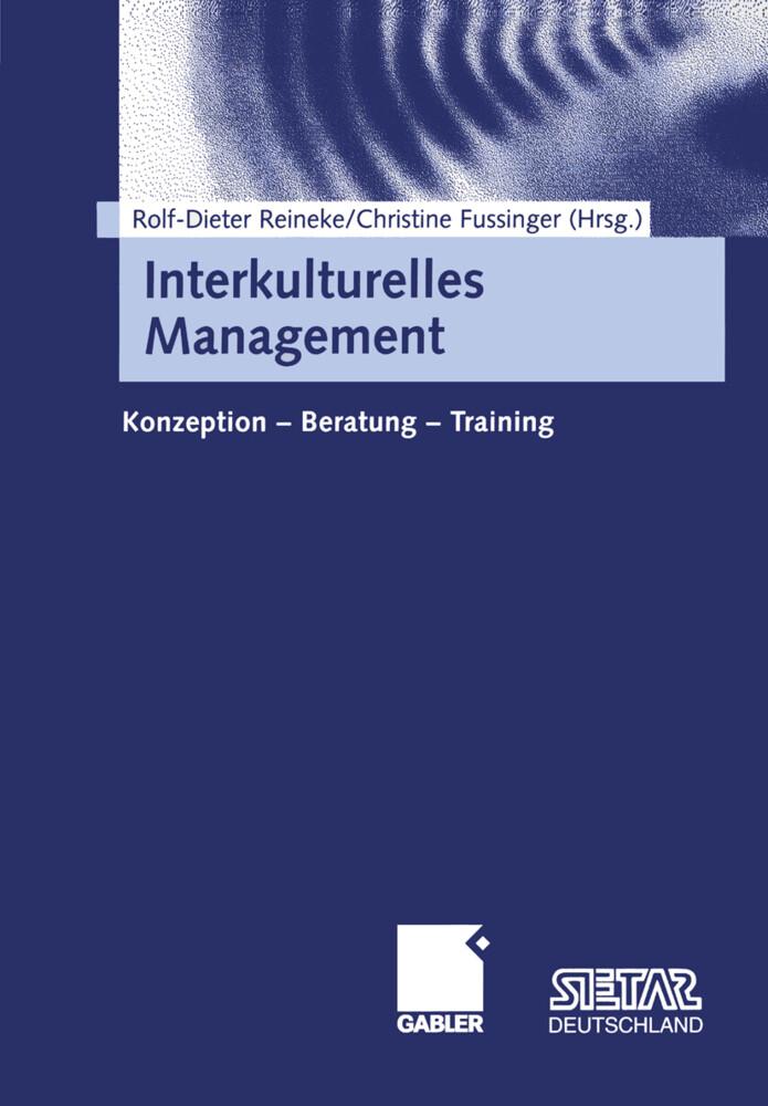 Interkulturelles Management als Buch von