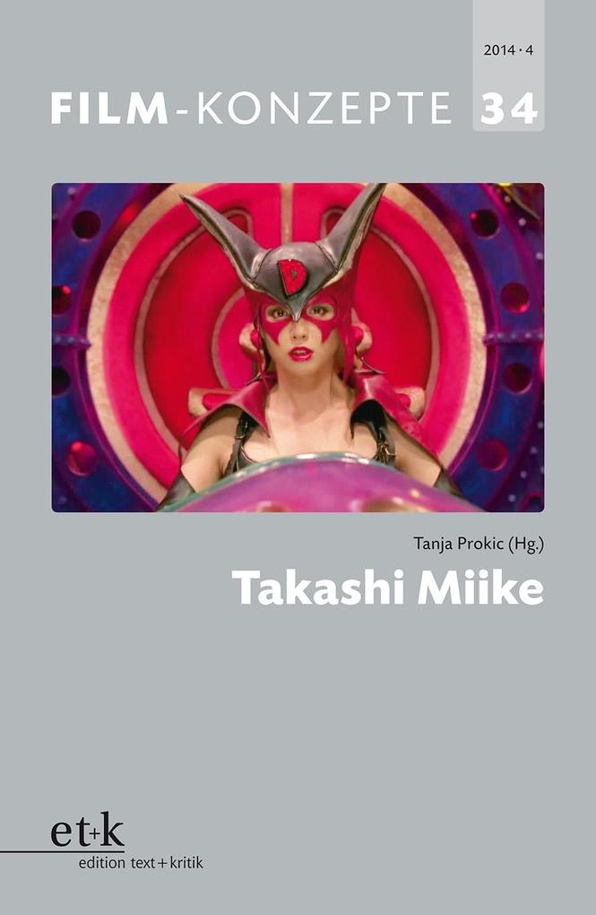 Takashi Miike als Buch von Michaela Krützen, Fa...