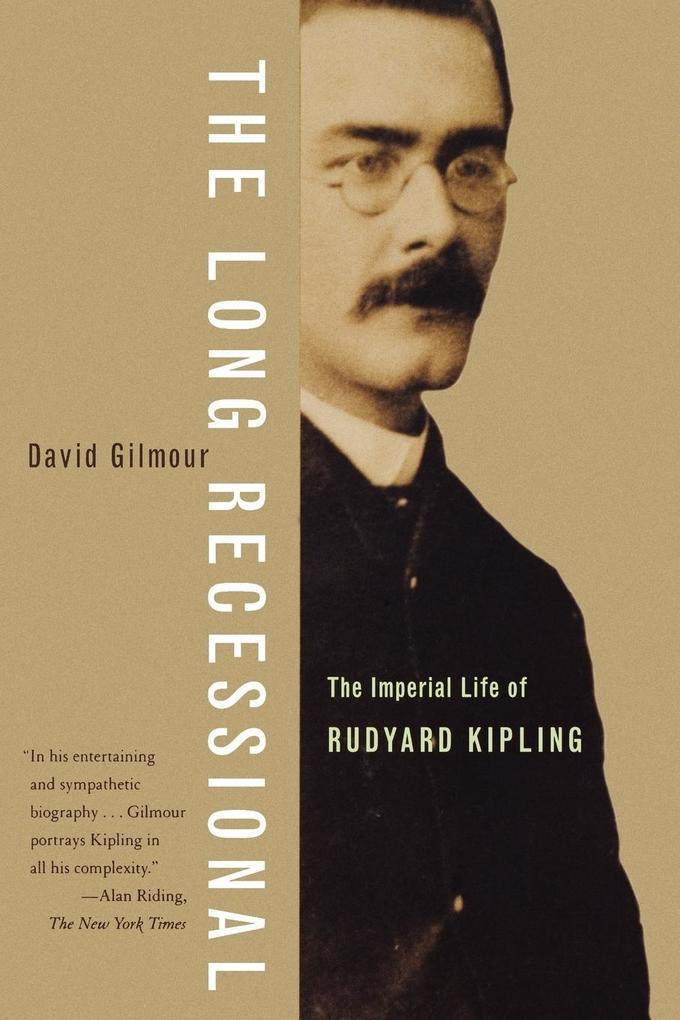 The Long Recessional: The Imperial Life of Rudyard Kipling als Taschenbuch