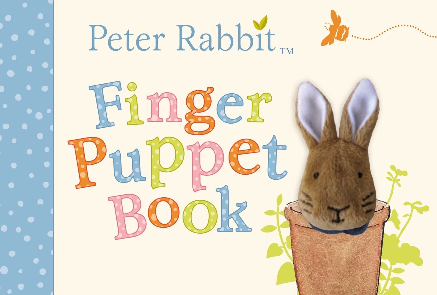 Peter Rabbit Finger Puppet Book als Buch von Be...