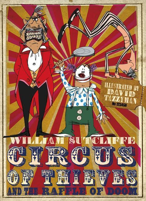 Circus of Thieves and the Raffle of Doom als Taschenbuch