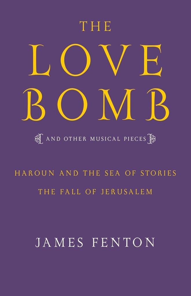 The Love Bomb als Taschenbuch