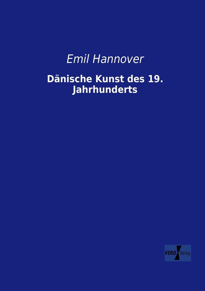 Dänische Kunst des 19. Jahrhunderts als Buch vo...