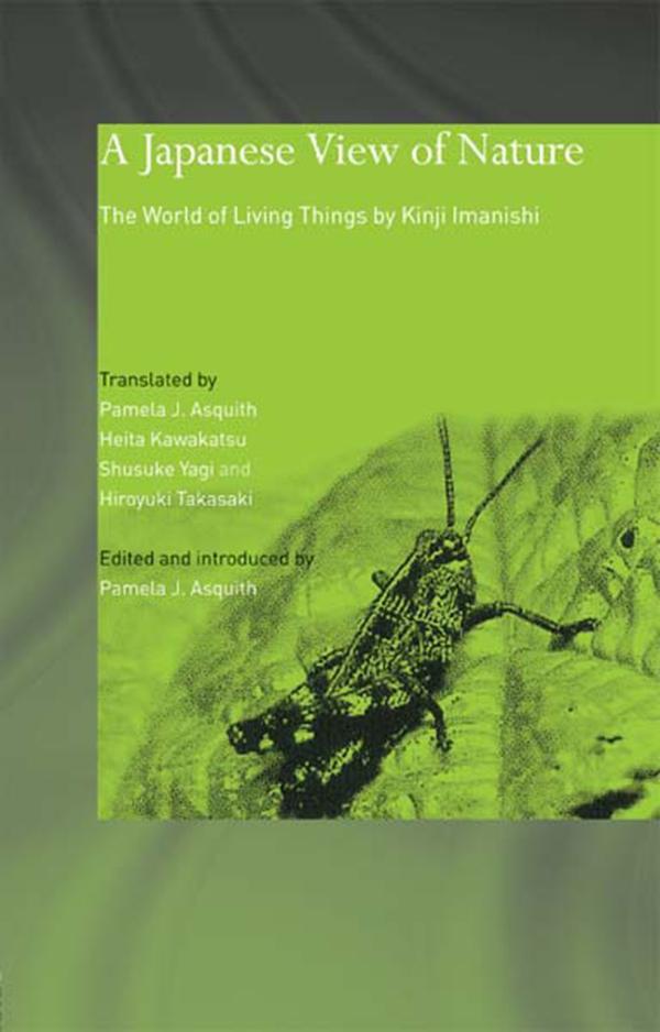 Japanese View of Nature als eBook Download von ...