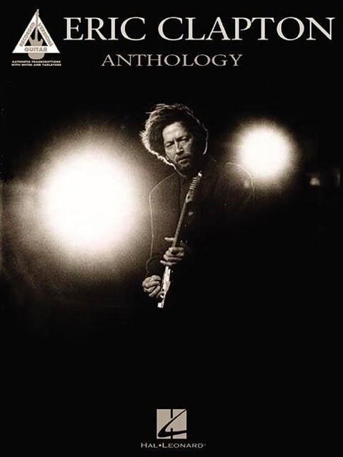 Eric Clapton Anthology als Taschenbuch