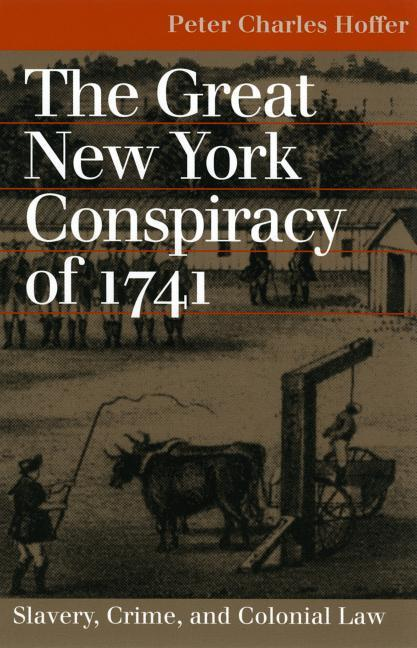 Great NY Conspiracy of 1741 als Taschenbuch