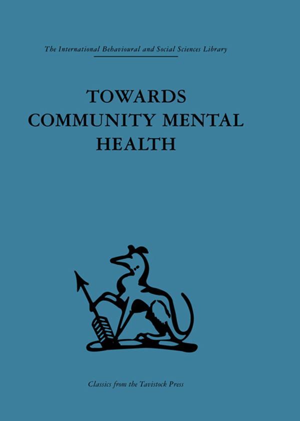 Towards Community Mental Health als eBook Downl...