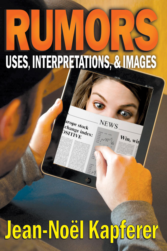 Rumors als eBook Download von Jean-Noel Kapferer