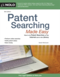 Patent Searching Made Easy als eBook Download v...