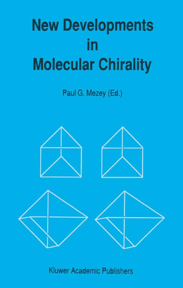 New Developments in Molecular Chirality als Buch