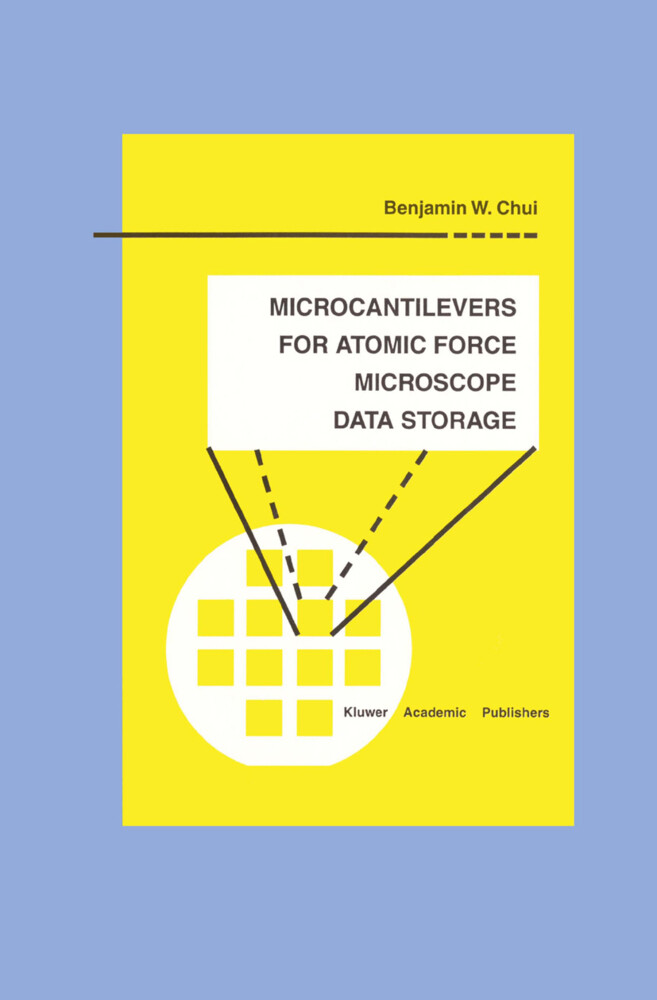 Microcantilevers for Atomic Force Microscope Data Storage als Buch