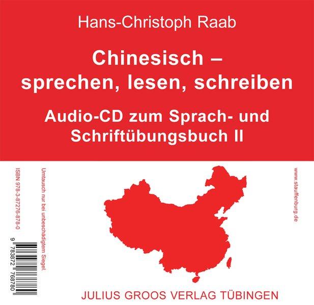 Chinesisch - sprechen, lesen, schreiben als Hör...