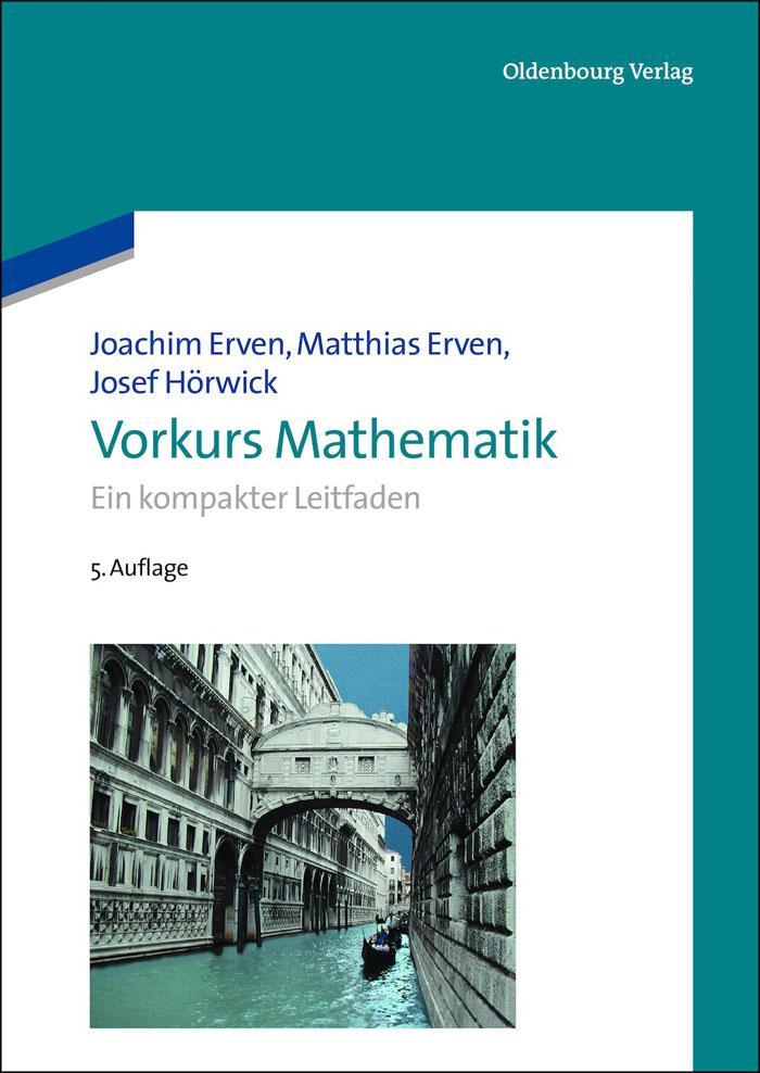 Vorkurs Mathematik als eBook Download von Joach...