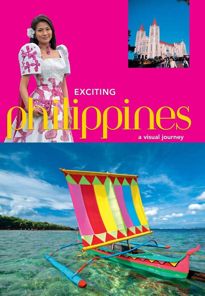 Exciting Philippines als eBook Download von Eli...