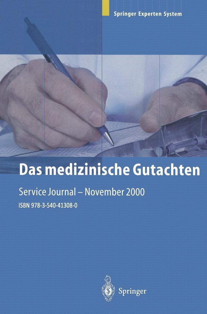 Das medizinische Gutachten als Buch von