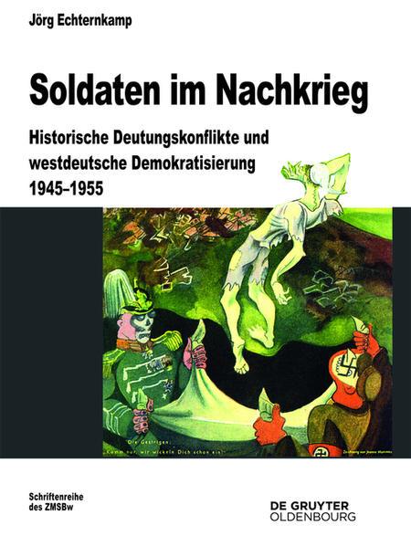 Soldaten im Nachkrieg als Buch