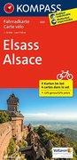 Elsass / Alsace 1 : 70 000