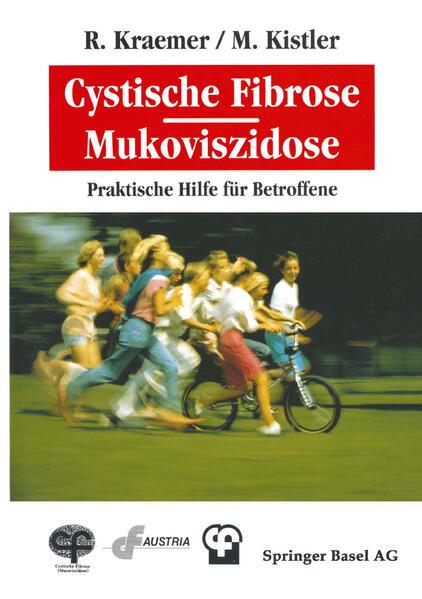 Cystische Fibrose/Mukoviszidose als Buch