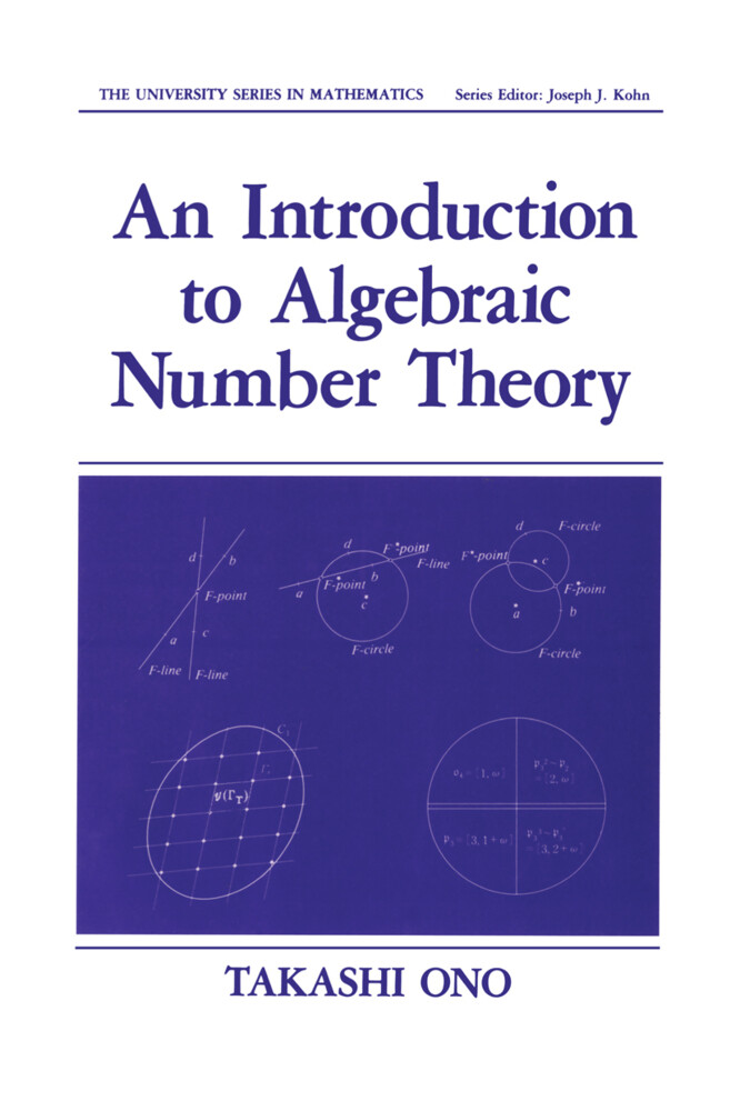 An Introduction to Algebraic Number Theory als ...