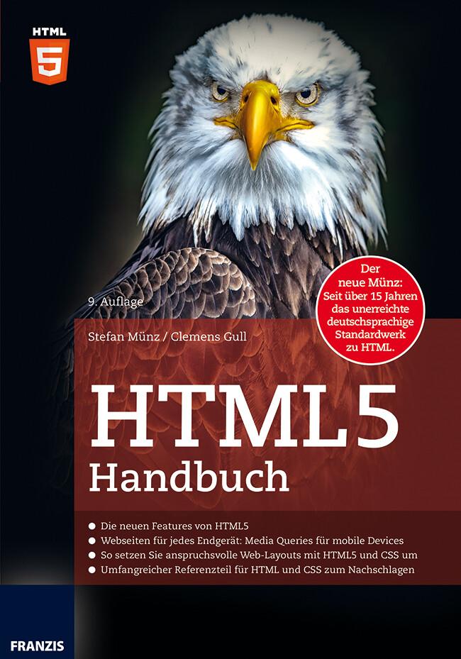 HTML5 Handbuch als eBook Download von Stefan Mü...