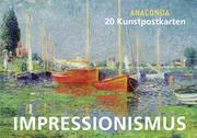 Postkartenbuch Impressionismus