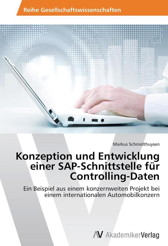 Konzeption und Entwicklung einer SAP-Schnittste...
