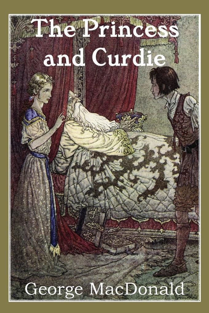 The Princess and Curdie als Taschenbuch