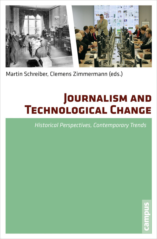 Journalism and Technological Change als Buch vo...