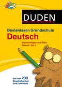 Duden Basiswissen Grundschule - Deutsch