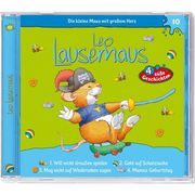 Leo Lausemaus 10 ...will nicht draußen sein / ...geht auf Schatzsuche