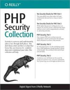 PHP Security Collection als eBook Download von ...