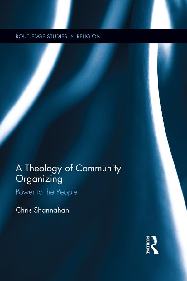 Theology of Community Organizing als eBook Down...