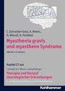 Myasthenia gravis und myasthene Syndrome