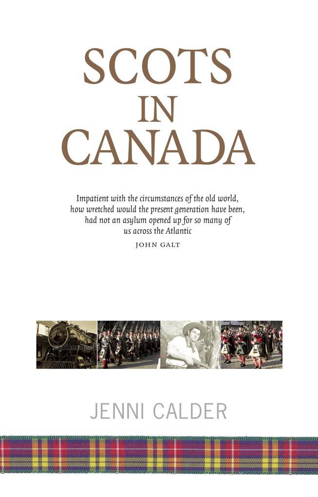 Scots in Canada als eBook Download von Jenni Ca...