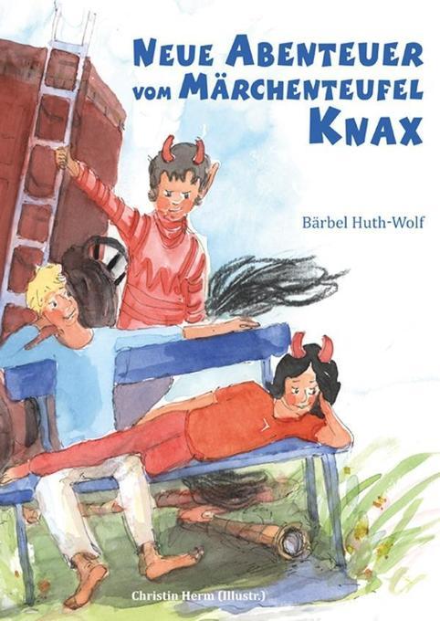 Neue Abenteuer vom Märchenteufel Knax als Taschenbuch