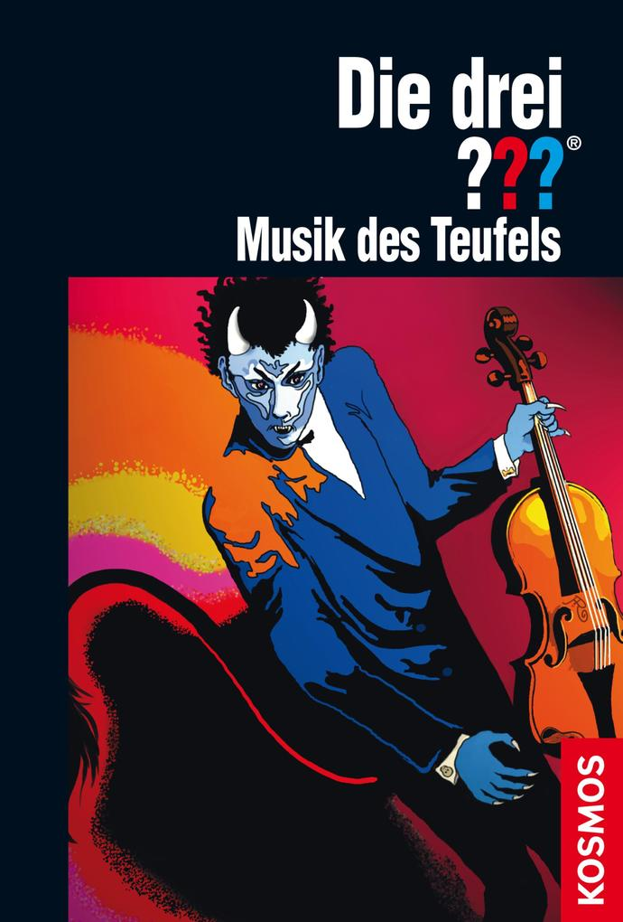Die drei ??? Musik des Teufels (drei Fragezeich...