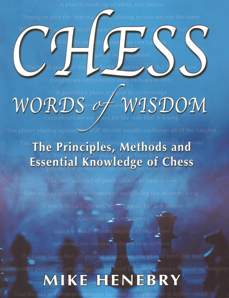 Chess Words of Wisdom als eBook Download von Mi...