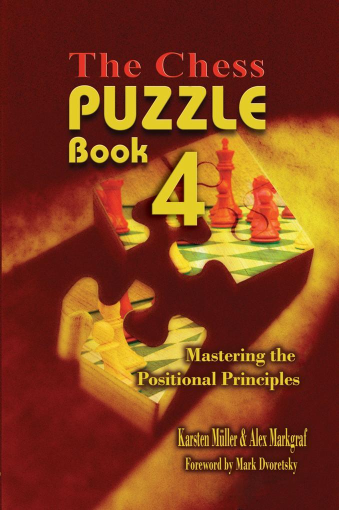 Chess Puzzle Book 4 als eBook Download von Kars...