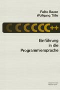 Einführung in die Programmiersprache C++
