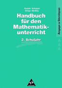 Handbuch für den Mathematikunterricht. 3. Schuljahr