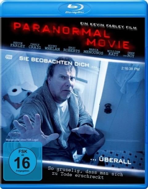Paranormal Movie als DVD