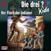 Die drei ??? Kids 37. Der Fluch der Indianer (drei Fragezeichen) CD