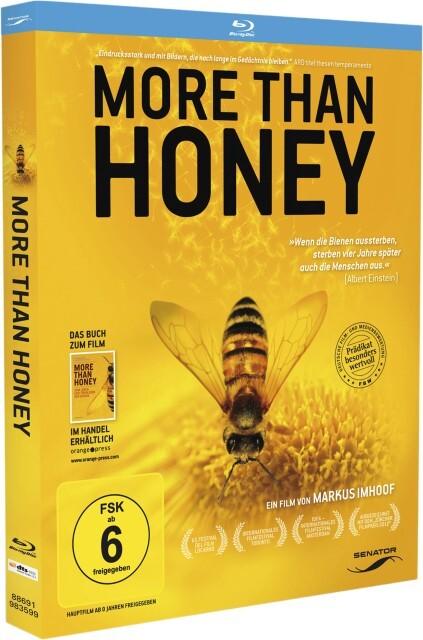 More than Honey als DVD