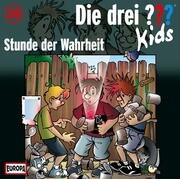 Die drei ??? Kids 38. Stunde der Wahrheit (drei Fragezeichen) CD